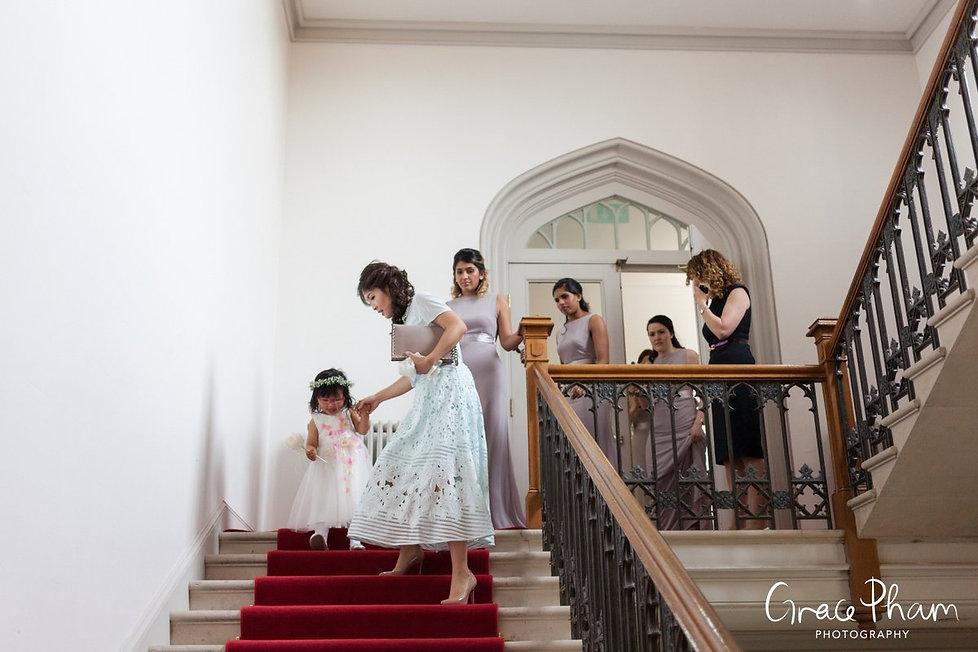 Bridal prep wedding photography at Ditton Park Manor 02