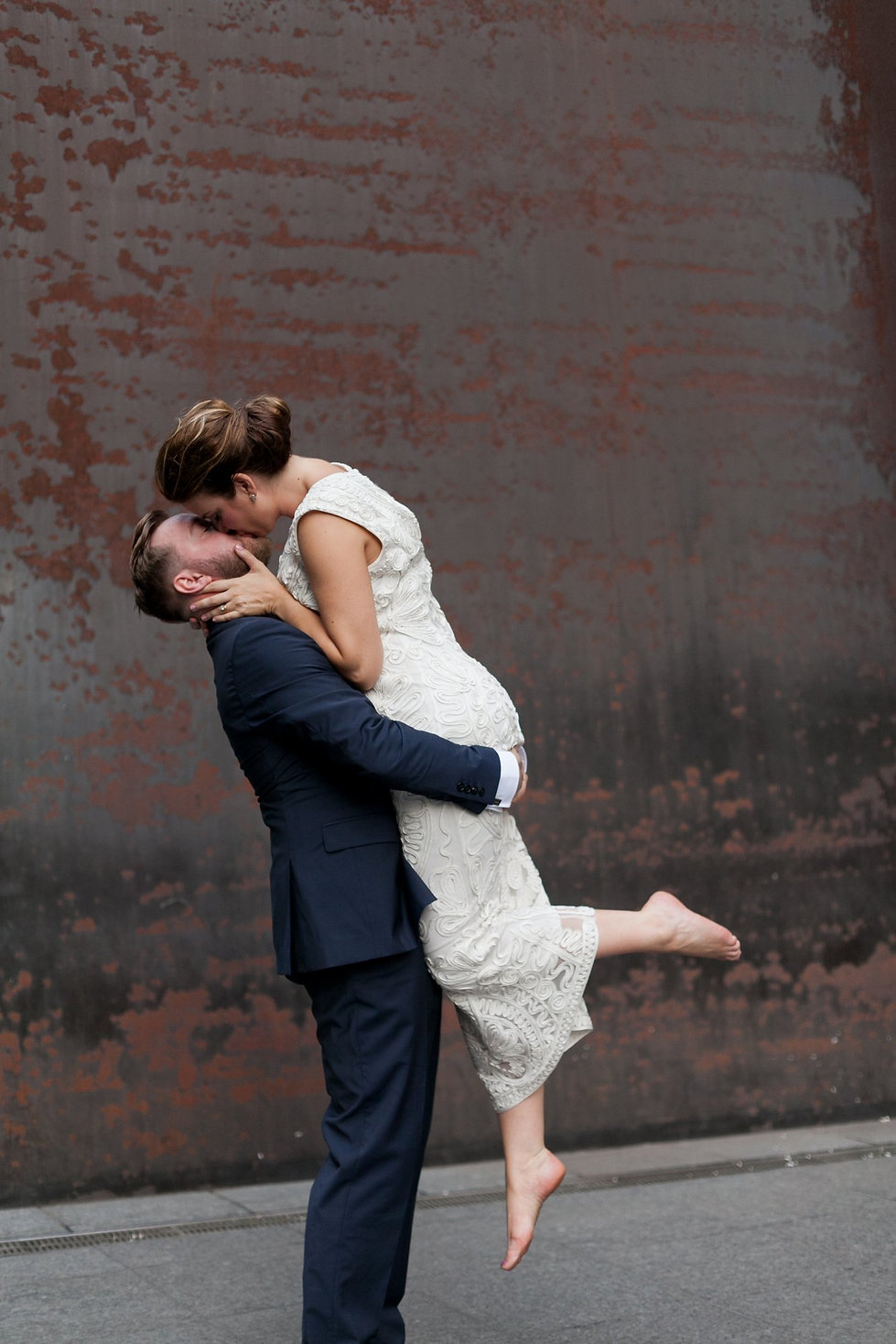 Liverpool street wedding photoshoot