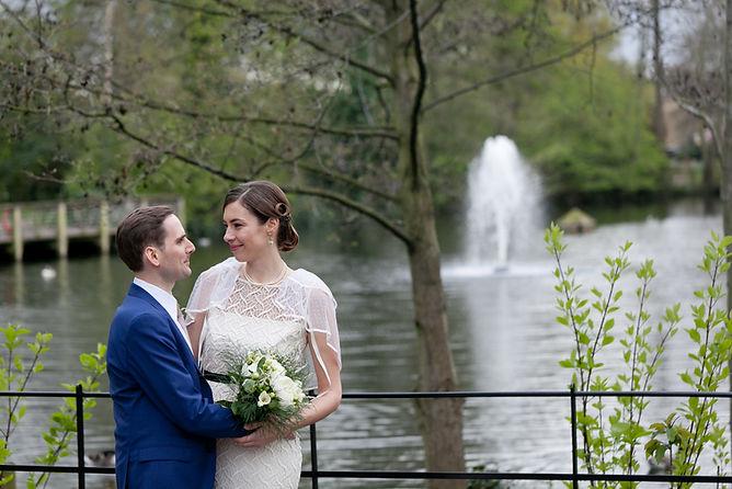 Manor House Library Wedding Venue, London captured by Grace Pham Wedding Photographer