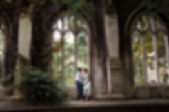 Engagement Photography Saint Dunstan in the East by Grace Pham 01