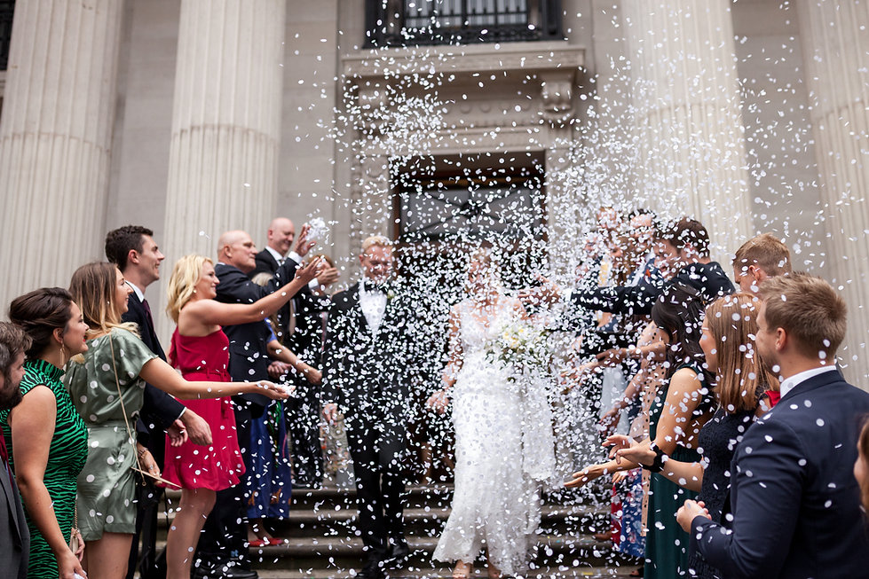 The Old Marylebone Town Hall Wedding Photography, London, Beautiful Images by Grace Pham Photography 1