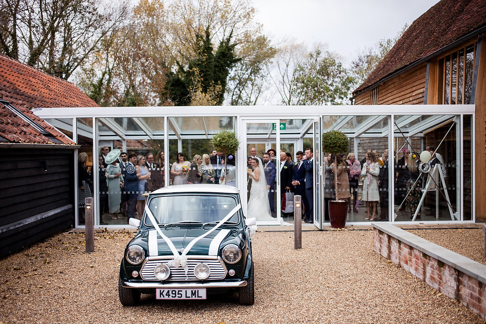 The Tudor Barn Belstead Wedding, Ipswich, Suffolk, captured by Grace Pham Photography 100