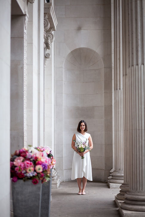 Old Marylebone Town Hall Wedding, London, captured by Grace Pham Photography, Aug 2019 2