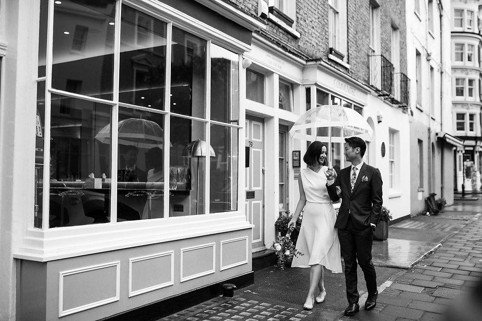 Old Marylebone Town Hall Wedding, London, captured by Grace Pham Photography, Aug 2019 4