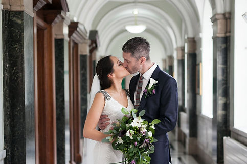 Islington Town Hall Wedding R&F