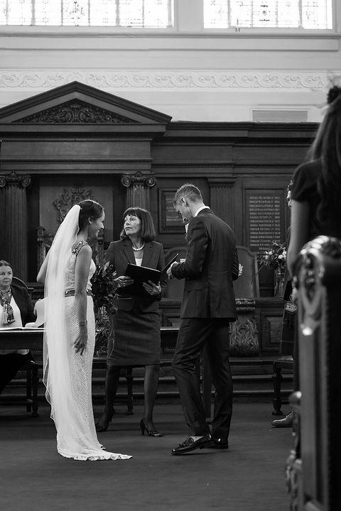 Second Wedding Photographer, Islington Town Hall, London 01