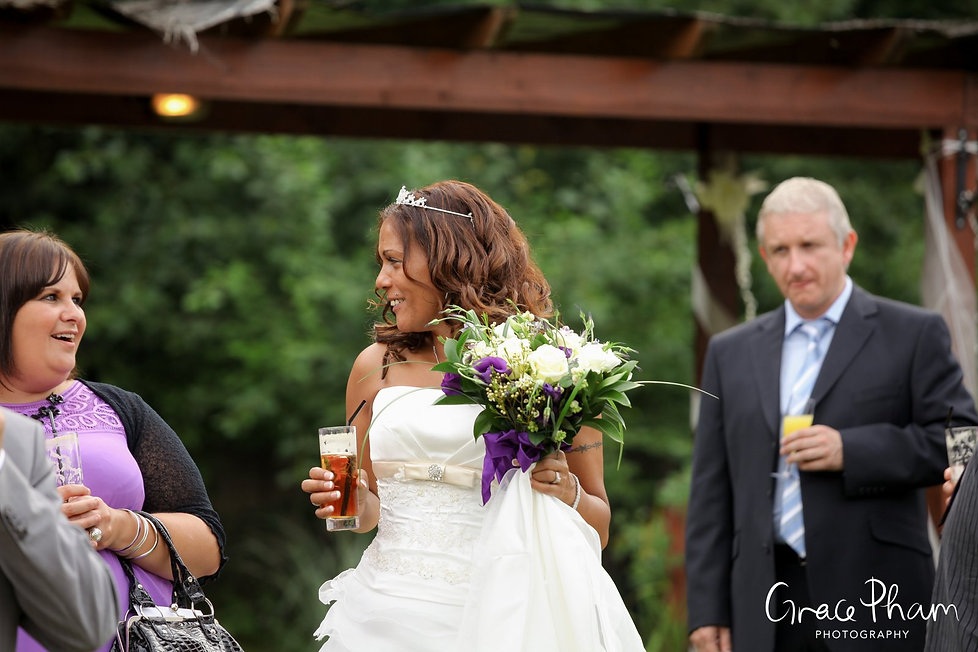 Q Vardis at the Mallard Suite by London Wedding Photographer 06