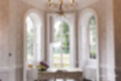 Sheridan Room at Merton Register Office, Morden Park House Wedding Venue captured by London Photographer 01