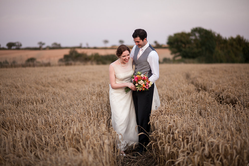 Hill Green Farm wedding in Bedford captured by Grace Pham Photography 8