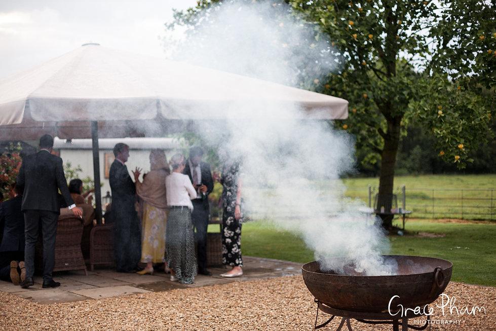 Gate Street Barn Wedding Venue captured by Grace Pham Photography 2