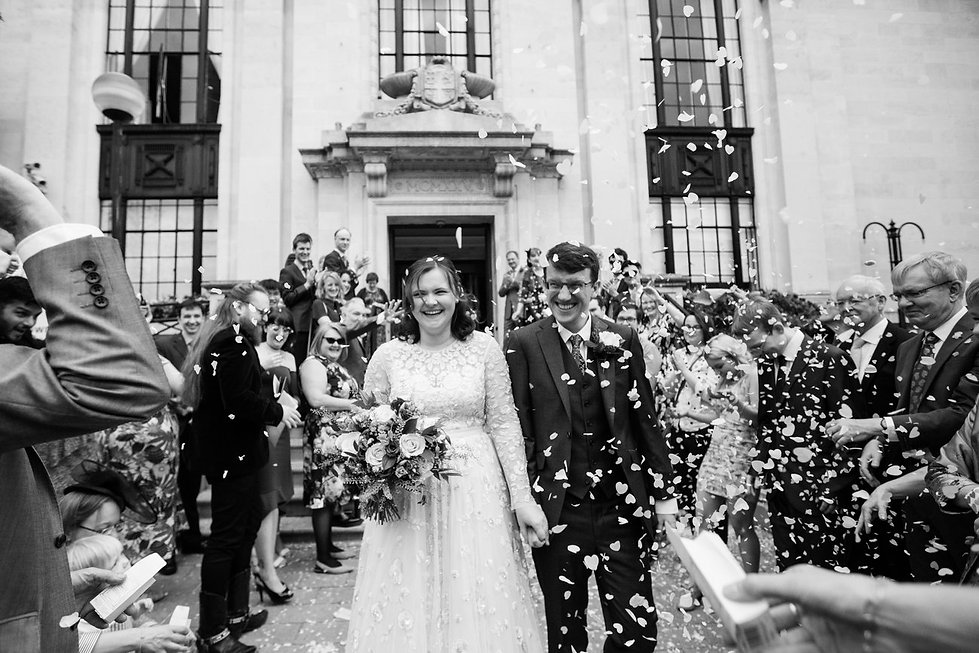 Islington Town Hall wedding photographer, London, Grace Pham 2018 09