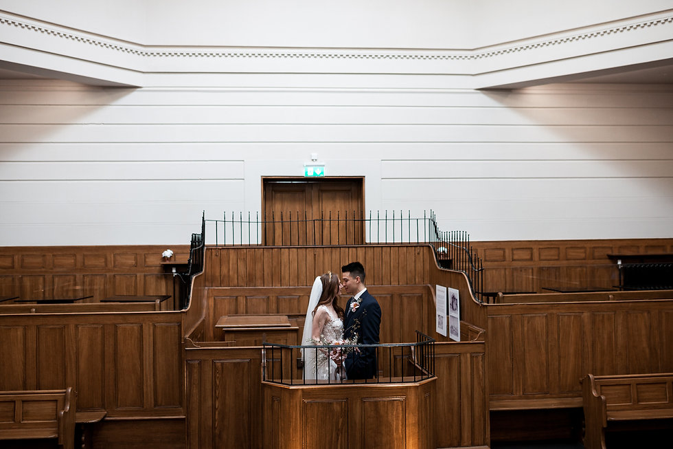 St Albans Museum + Gallery Wedding Photography 06