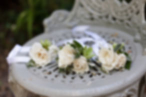 Wrist corsage for weddings, bridemaids flowers
