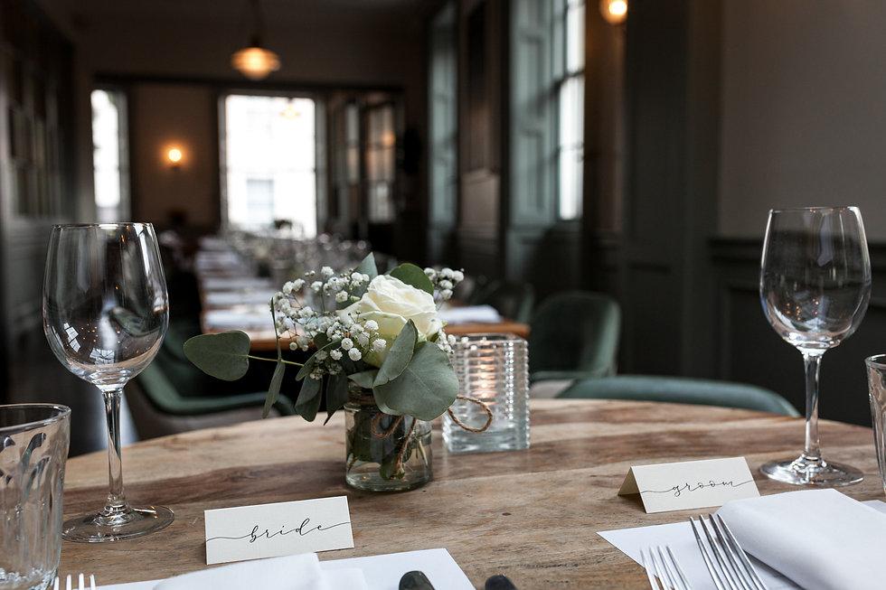 The Alfred Tennyson Wedding Photography reception 05