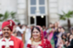 Moor Park Golf Club Mansion Indian Wedding, captured by Grace Pham Photography 08