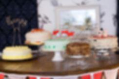 Wedding cakes by Grace Pham Wedding Photographer