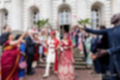 Moor Park Golf Club Mansion Indian Wedding, captured by Grace Pham Photography 07