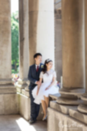 Old Royal Naval College & Greenwich Park Wedding, London Photographer 02