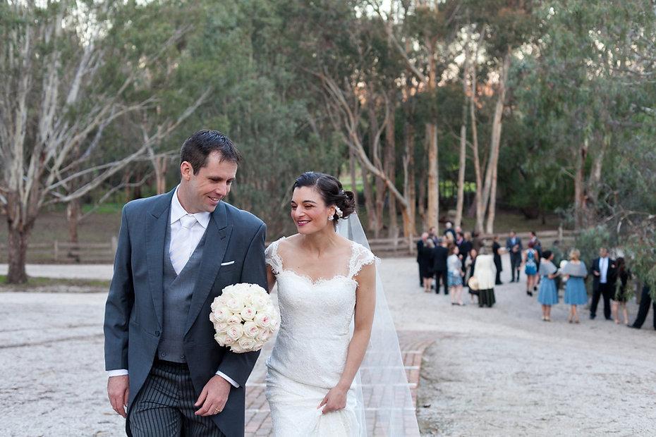 Emu Bottom Homstead wedding, captured by Grace Pham Wedding Photographer