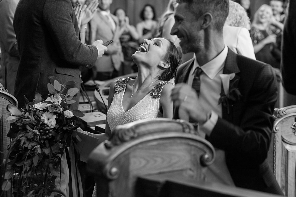 Second Wedding Photographer, Islington Town Hall, London 12