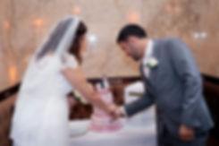 Wedding cake, photo by Grace Pham Wedding Photographer