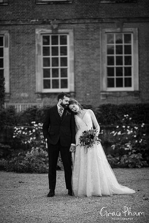 St Giles House Wedding, Dorset, Wimborne captured by Grace Pham Photography 03