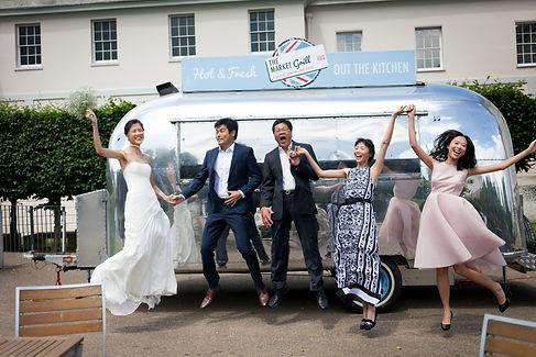 Fun family wedding photos - Greenwich Wedding Photographer, London