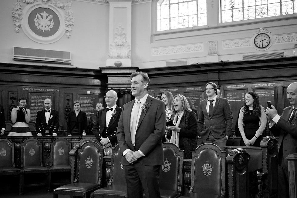Islington Town Hall Wedding Photographer 26