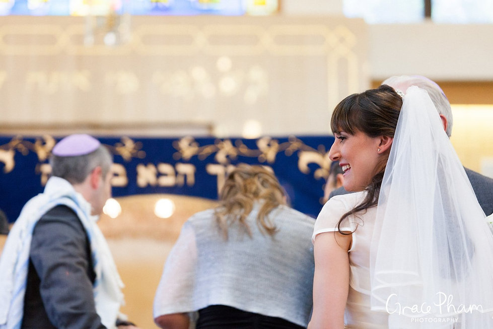 Jewish Wedding Photographer London 09
