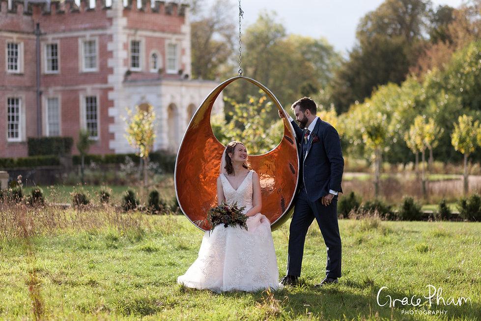 St Giles House Wedding, Dorset, Wimborne captured by Grace Pham Photography 01