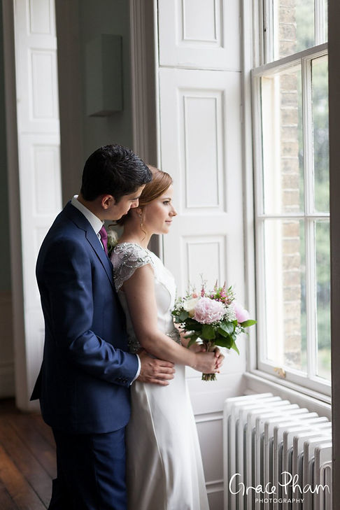 Clissold House Wedding Photography, London 11