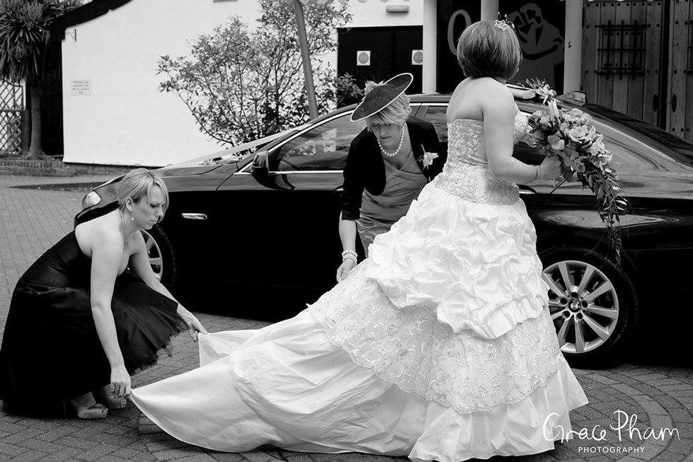 Q Vardis & the Mallard Suite Wedding Photographer 02