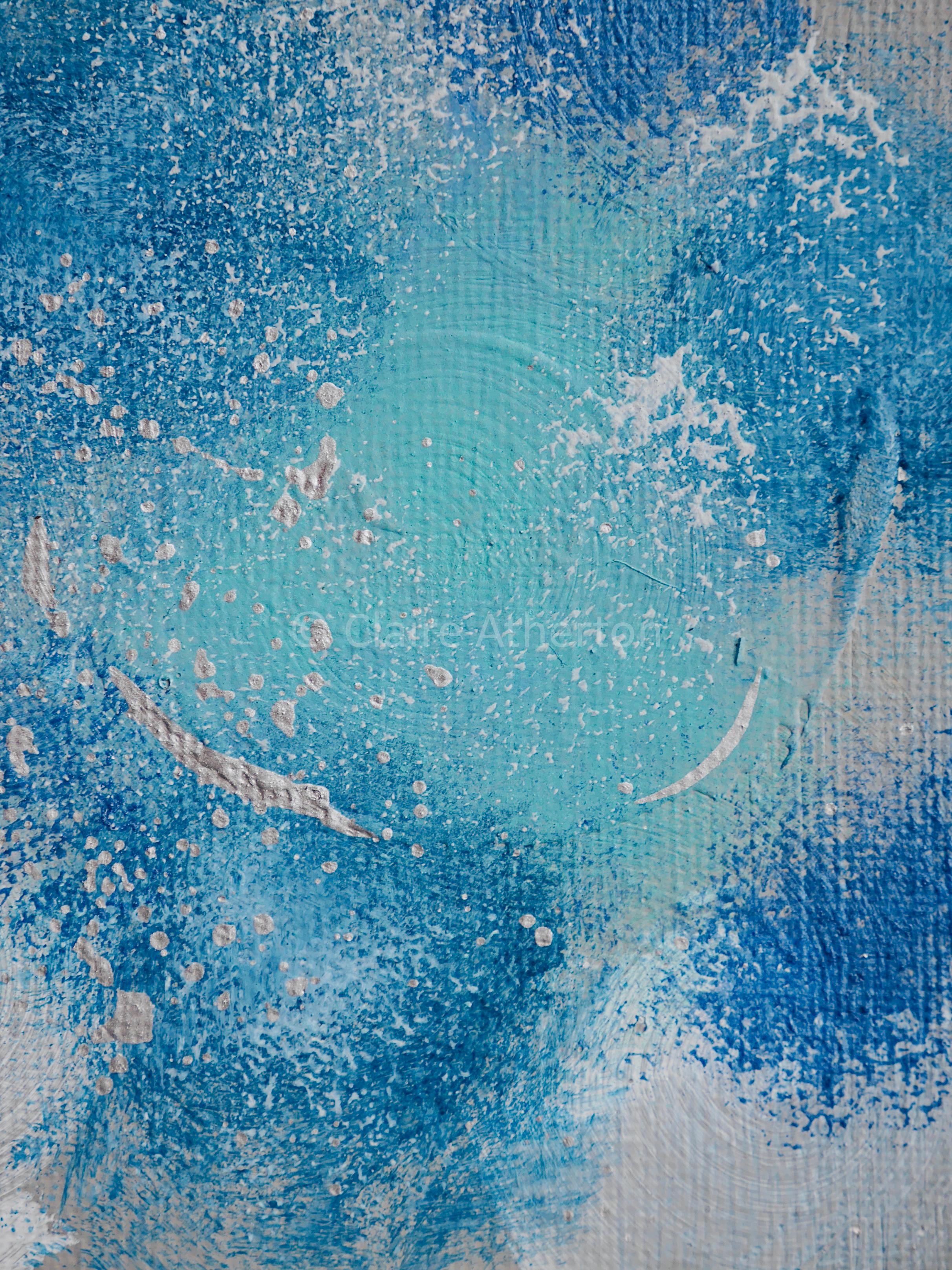 Dreaming of the Sea 6 (Closeup) - £45