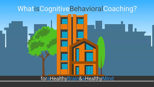 Cognitive behavioral coaching