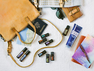 Traveling with Essential Oils