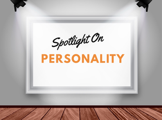 What is Personality? AndWho Cares?
