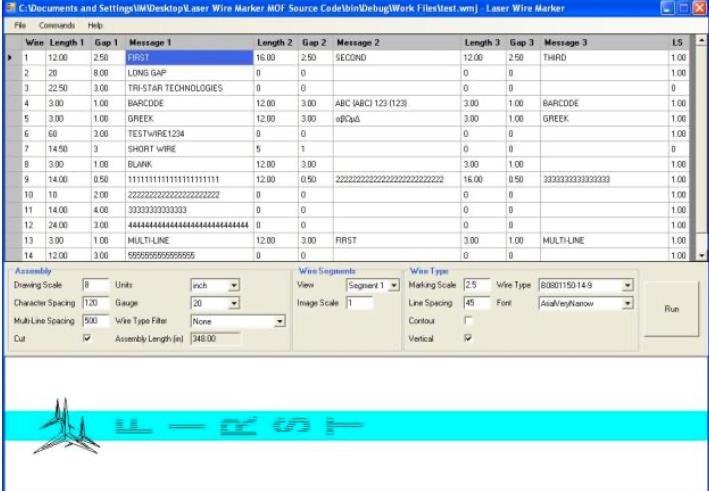M100 Software