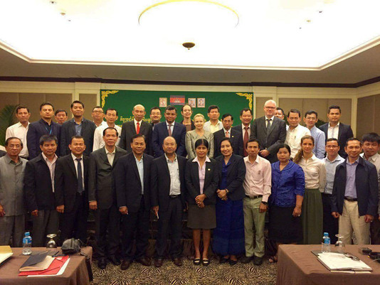 "HIGH-LEVEL MEETING ""TOWARDS A LIFELONG LEARNING POLICY DEVELOPMENT"" IN CAMBODIA"