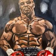 """Mike Tyson"""