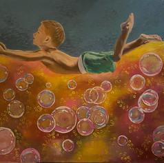"""Bubble prayers"""