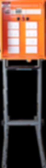 Temporary Power Board