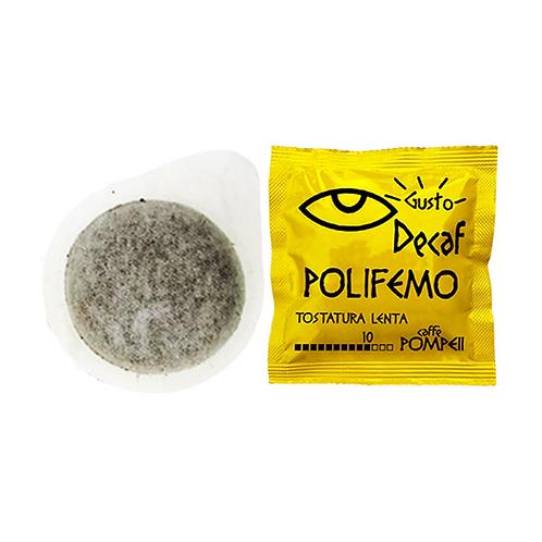 100Cialde di Caffè Filtro Carta Polifemo - EspressoDEk