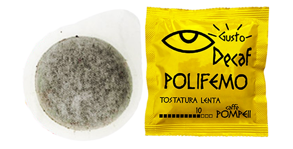 Coffee Pods Filter Paper Polyphemus - EspressoDEk