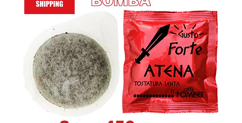 450Cialde Caffè Filtro Carta Atena -Gusto Forte