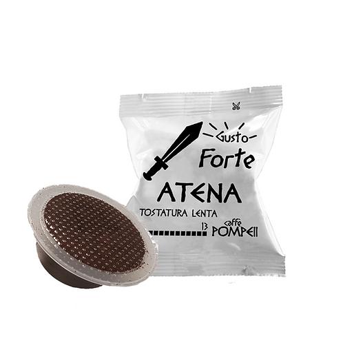 100Capsule Caffè compatibili Bialetti* Atena -Gusto Forte