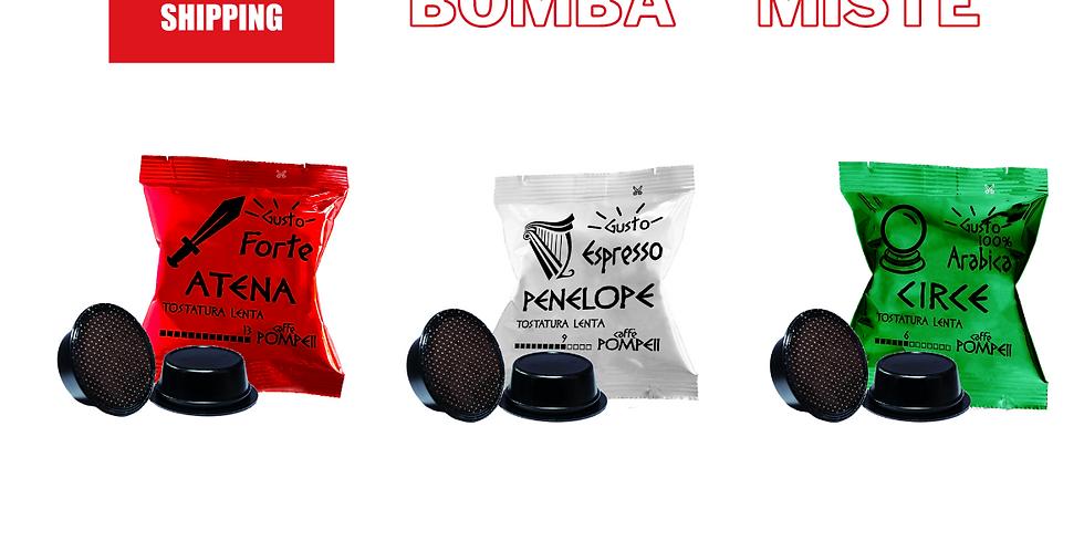 300Capsule Caffè compatibili AmodoMio* -Gusti Misti