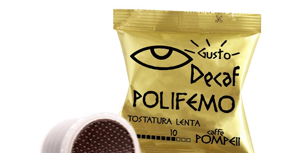 Capsule di Caffè Compatibili Lavazza Espresso Point* Polifemo - Espr