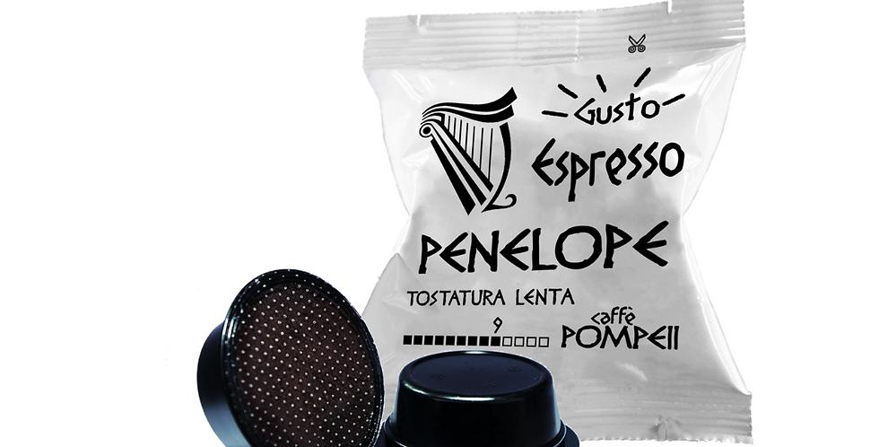 500 Amodomio * Penelope Compatible Coffee Capsules - Classic Espresso