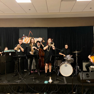 Applied Jazz Combo performs at the JENerations Jazz Festival in New Orleans