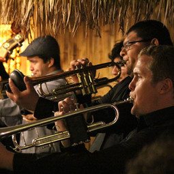Jazz Ensemble gig at the Bakersfield Jazz Workshop